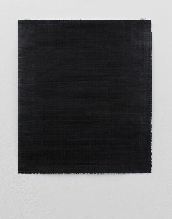 Untitled (Black Grid Drawing) 2020